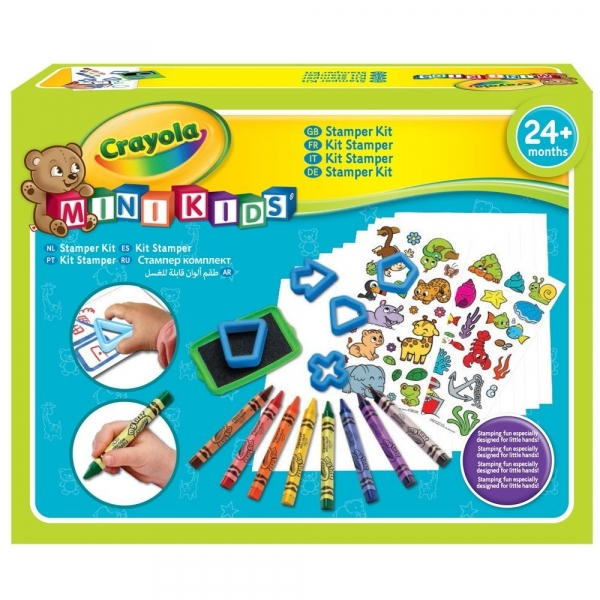 Zestaw stempelki Mini Kids
